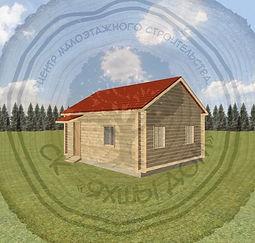 Построить дом дачный из профилированного бруса Челны