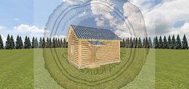 Строительствобань из бревна в Казани