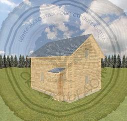 Брусовые дома из профилированного бруса под ключ Челны