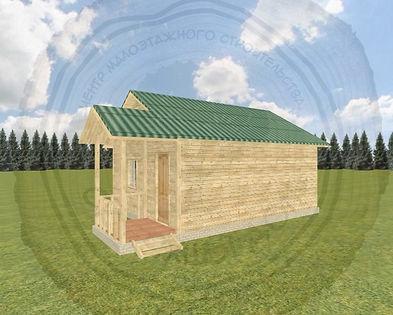 Строительство дачного дома в Казани