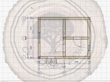 Построить баню 5х4 из бревна под ключ недорого Казань.