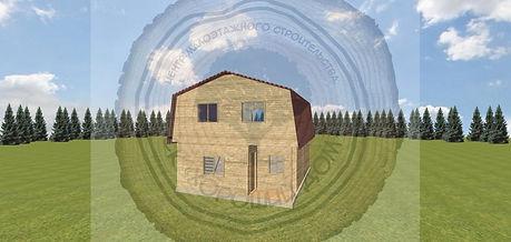 Строительство каркасно-щитовых домов в Казани