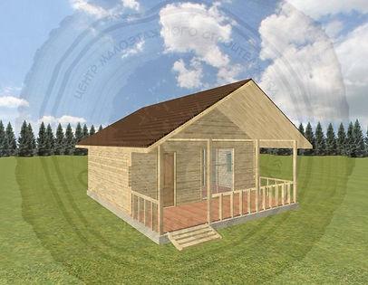 Строительство дачных домов 5х6 в Казани