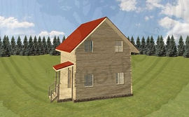 Строительство дачного дома под ключ Казань