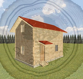 Дома из бруса для дачи Набережные Челны