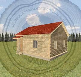 Строительство домов из бруса в Набережные Челны