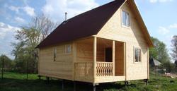Дачный дом в Набережных Челнах
