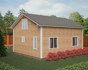 Проект частного дома Казань