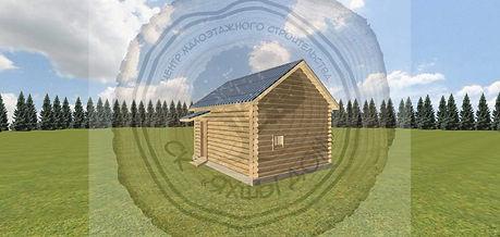 Сколько стоит построить баню 5х4 из бревна под ключ в Казани