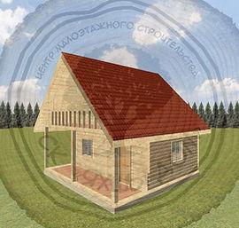Построить дом из бруса в Набережных Челнах недорого