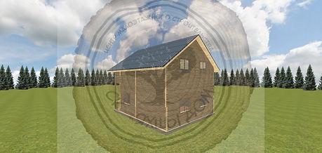 Изготовление дачных домов Казань