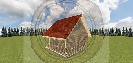 Купить разборный дачный домик Казань