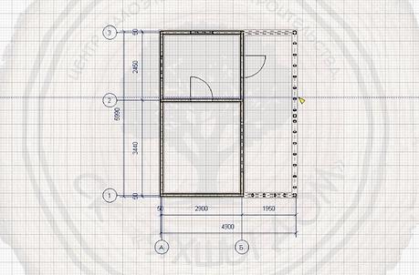 Строительство дачи 6х3 с террасой под ключ в Казани