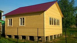 Каркасный дом под ключ Нижнекамск