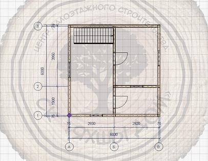Дачный дом 6х6 Казань