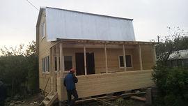 Купить готовый домокомплект дачного домика Нижнекамск