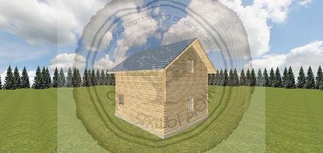 Летний домик для дачи под ключ недорого Н-Челны