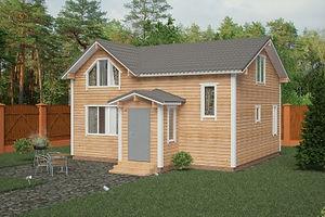 Строительство дома под ключ Казань