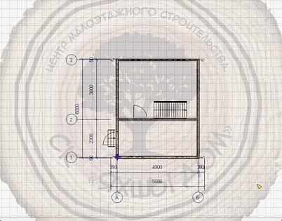 watermarked - план - каркасник 5х6 ломан