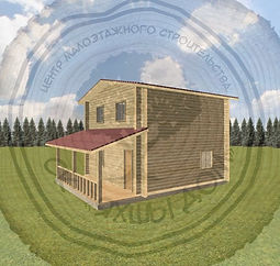 Цены на строительство дома из профилированного бруса в Н-Челнах