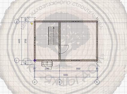 Каркасные дачи 3,8х6 под ключ Казань