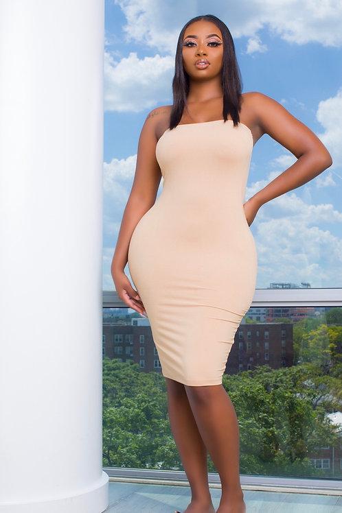 Basic Tube Dress