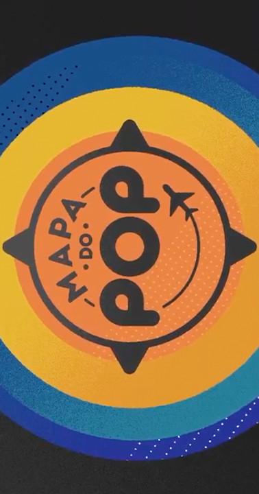 Mapa do Pop