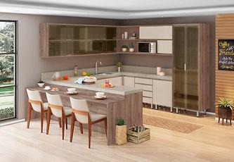 Cozinha Luciane - Luci