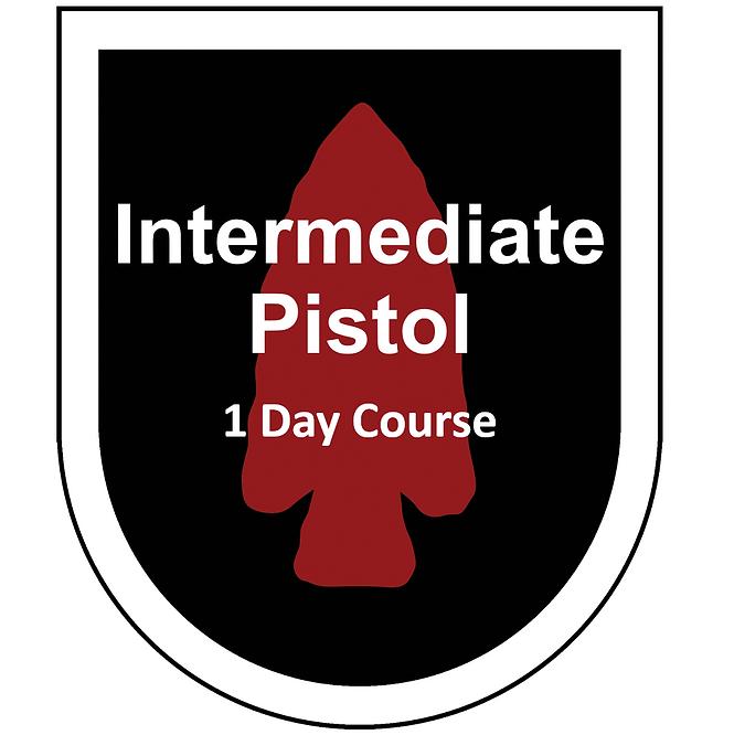 Intermediate Pistol Course, 1-Day