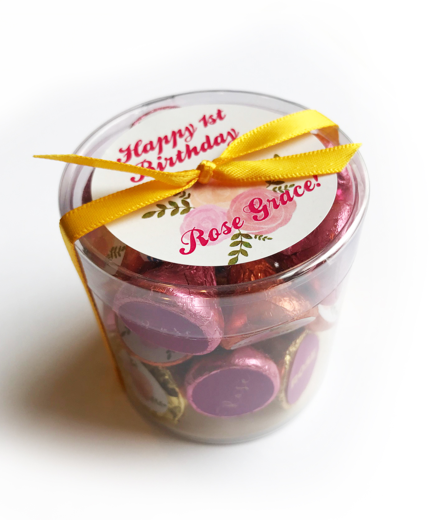 BIRTHDAY LOGO CANDY