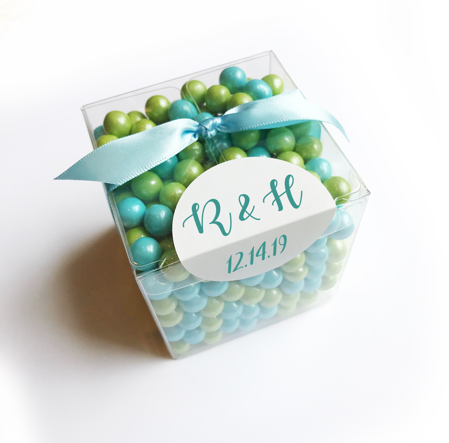 CUSTOM CANDY BOX