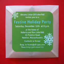 HOLIDAY COOKIE FAVOR