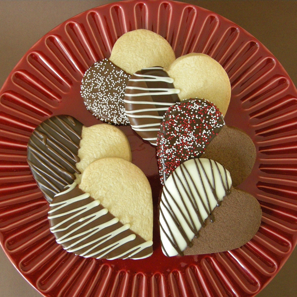DIPPED SUGAR COOKIE