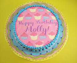 CUSTOM BIRTHDAY CAKE