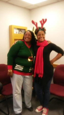 Tasha and Sonya Christmas 2018