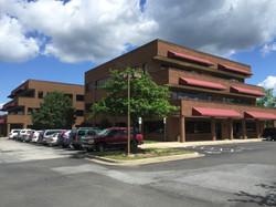 Hamilton Center II Exterior
