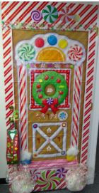Holiday Door Decoration Contest
