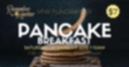 VFW Maui Pancake breakfast December 7, 2