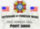 Veterans of Foreign Wars Paul Kenolio Hall Post 3850