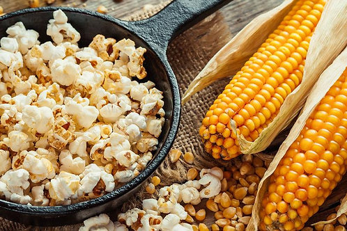 Pop Corn au Miel
