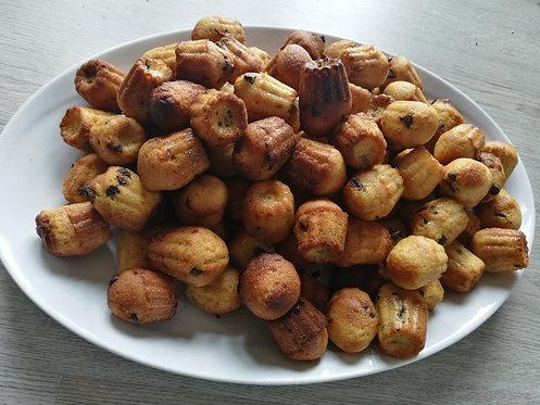Mini Muffins au Miel