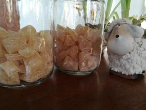 Bonbons au miel fait maison