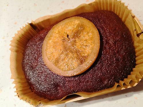 Gâteau d'épices à l'orange
