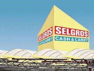 Selgros открылся в Туле