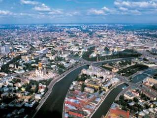 Над Москвой-рекой предлагают построить МФК