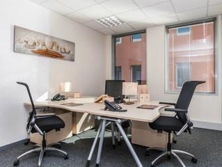 Regus запустил «демократичный» офисный центр в Москве