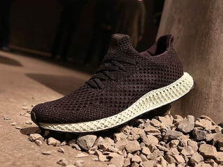 Adidas будет продавать 3D-кроссовки