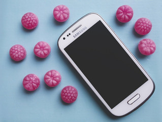 Samsung обогнал Apple