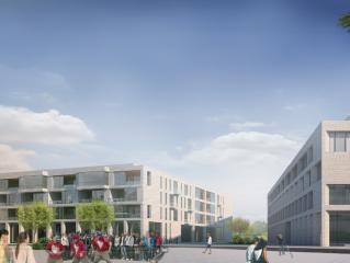В районе D1 Сколково построят апарт-отель