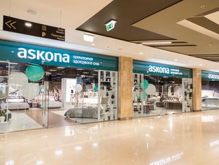 ТД «Аскона» сменила формат магазинов